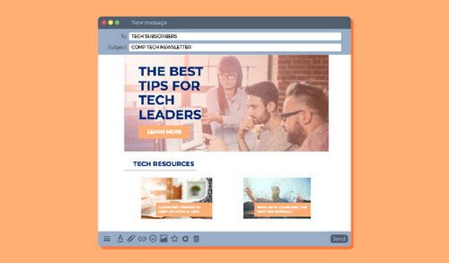 How to Make the Best Employee Newsletter – Tech Email