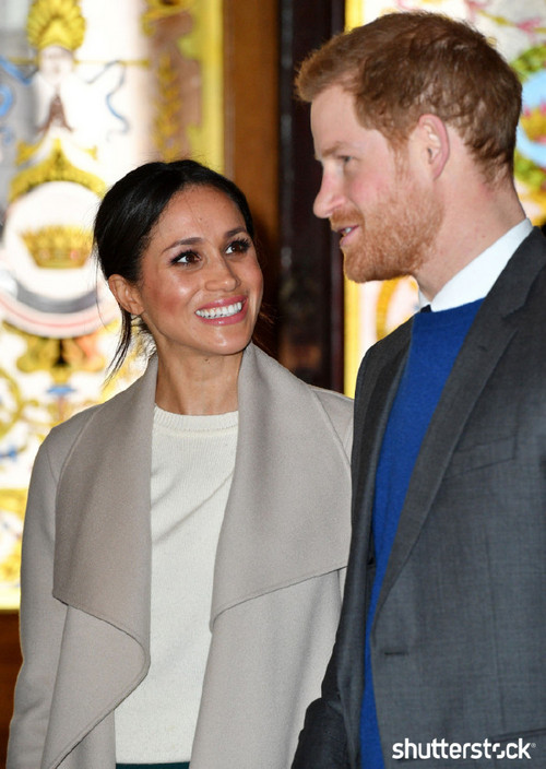 Prince Harry and Meghan Markle: The Year in Review — Harry and Meghan in Belfast