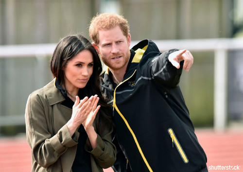 Prince Harry and Meghan Markle: The Year in Review — Bath University