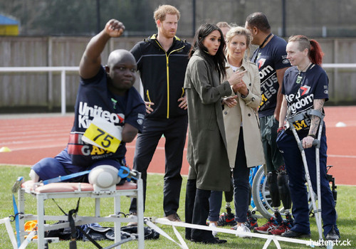 Prince Harry and Meghan Markle: The Year in Review — Trials for the Invictus Games