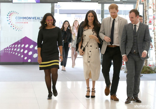 Prince Harry and Meghan Markle: The Year in Review — Commonwealth Heads of Government Meeting