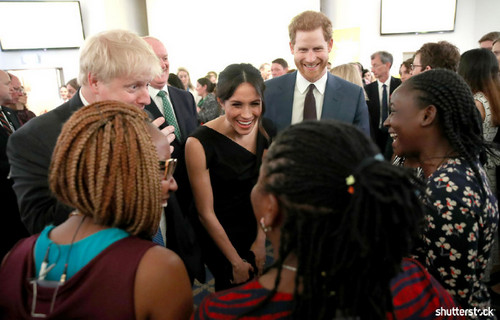 Prince Harry and Meghan Markle: The Year in Review — Women's Empowerment Reception