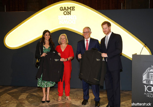 Prince Harry and Meghan Markle: The Year in Review — Commonwealth Heads of Government Invictus Games