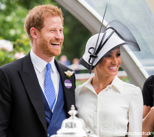 Prince Harry and Meghan Markle: The Year in Review — Royal Ascot