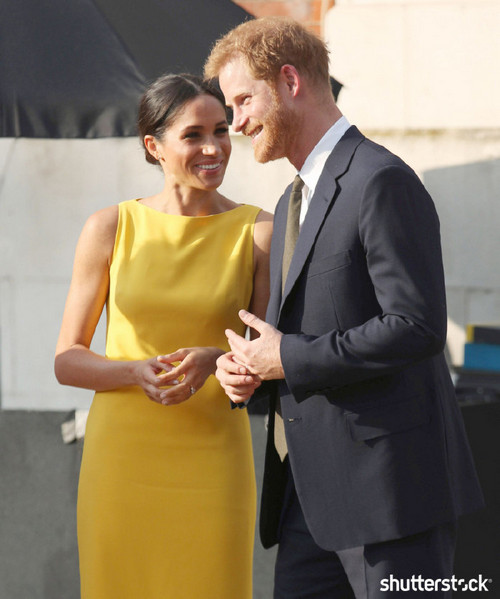 Prince Harry and Meghan Markle: The Year in Review — Commonwealth Youth Challenge