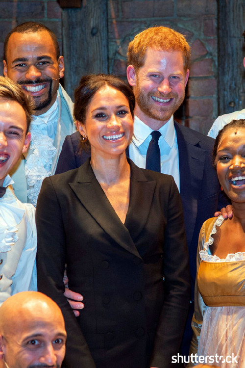 Prince Harry and Meghan Markle: The Year in Review — Hamilton Performance