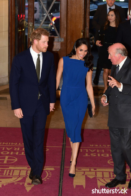 Prince Harry and Meghan Markle: The Year in Review — 100 Days of Peace Gala