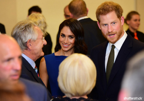 Prince Harry and Meghan Markle: The Year in Review — Peace Gala Music Event