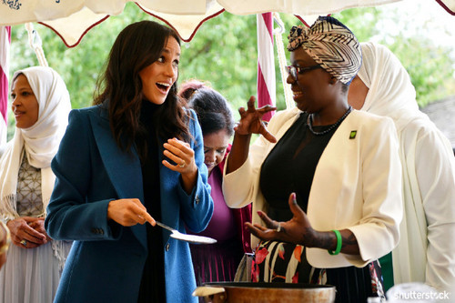 Prince Harry and Meghan Markle: The Year in Review — Together: Our Community Cookbook