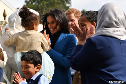 Prince Harry and Meghan Markle: The Year in Review — Hubb Community Kitchen