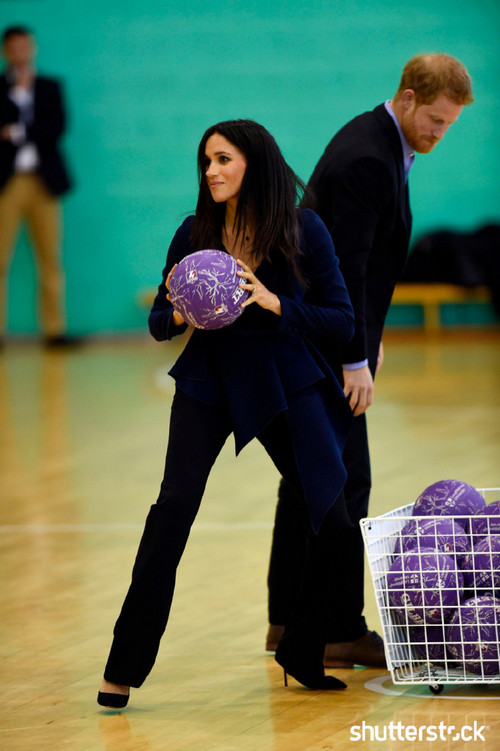 Prince Harry and Meghan Markle: The Year in Review — Coach Core in Action