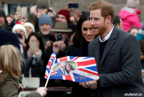Prince Harry and Meghan Markle: The Year in Review — A Visit to Edinburgh