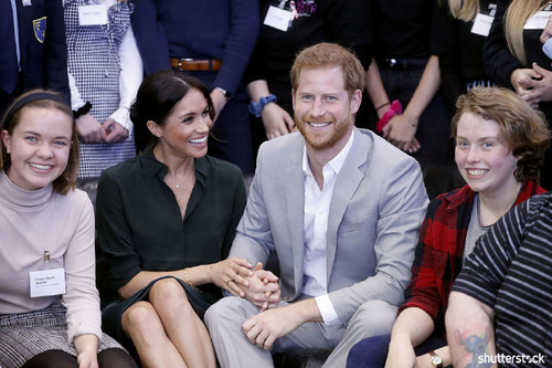 Prince Harry and Meghan Markle: The Year in Review — Visiting Sussex