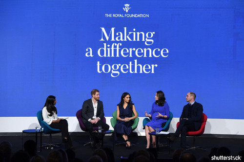 Prince Harry and Meghan Markle: The Year in Review — Royal Foundation Forum