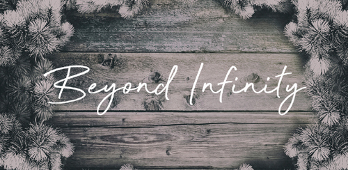 Free font for Christmas - Beyond Infinity font