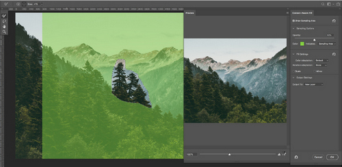 Why the New Photoshop Content-Aware Fill Is Insanely Powerful — Control Options