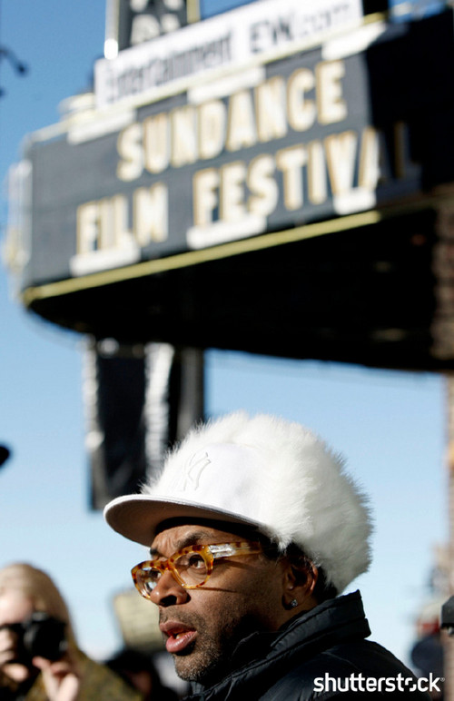 15 Priceless Photos from the Sundance Film Festival — Spike Lee