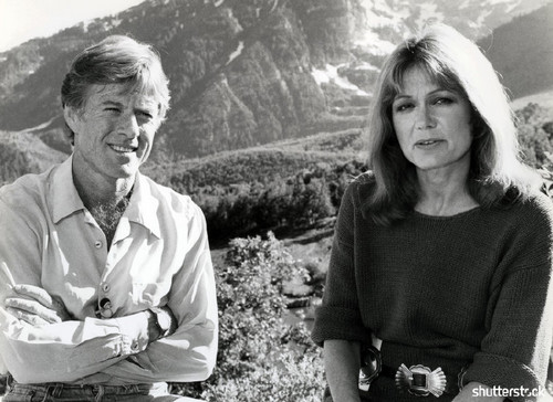 15 Priceless Photos from the Sundance Film Festival — Robert Redford