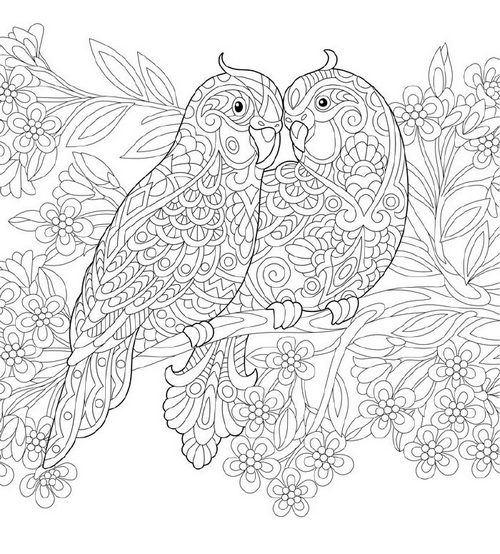 20 Trendy Valentine's Day Design Ideas to Inspire You — Coloring Pages
