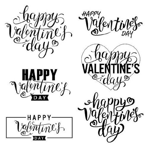 20 Trendy Valentine's Day Design Ideas to Inspire You — Hand-Lettering
