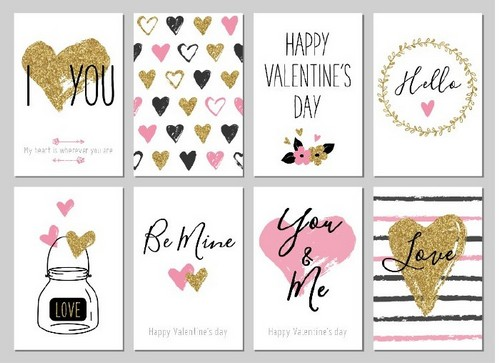 20 Trendy Valentine's Day Design Ideas to Inspire You — Glitter