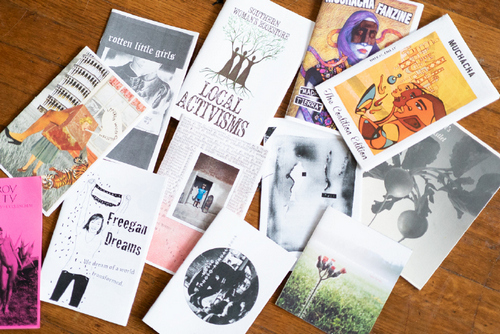 Design Trends: An Introduction to the Return of Zine Culture — Local Arts Collectives