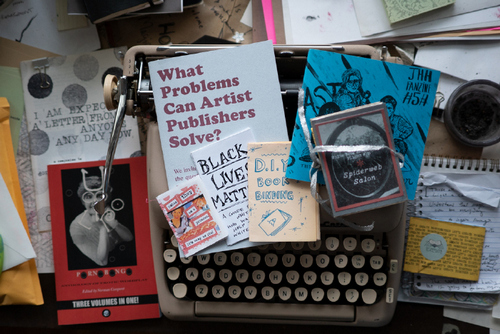 Design Trends: An Introduction to the Return of Zine Culture — Spiderweb Salon