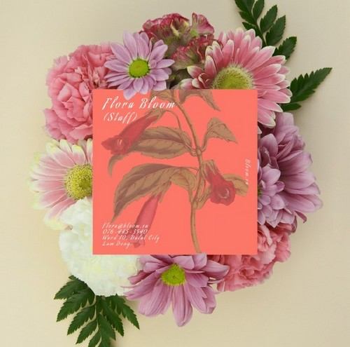 How to Use Living Coral, Pantone's Color of the Year, in Your Designs — Botanical Designs