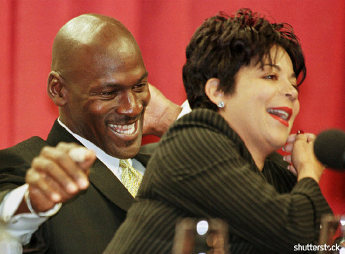 Incredible Moments from Super Bowl History, In Pictures — Michael Jordan