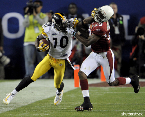 Incredible Moments from Super Bowl History, In Pictures — Super Bowl XLIII