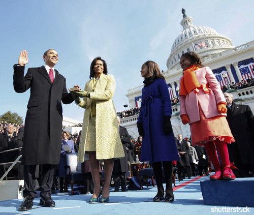 Incredible Moments from Super Bowl History, In Pictures — Obama Inauguration