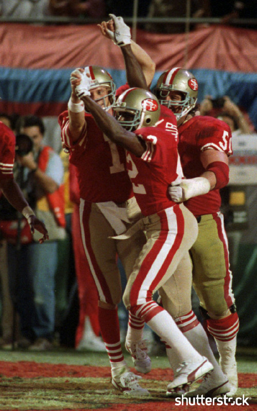 Incredible Moments from Super Bowl History, In Pictures — Super Bowl XXIII