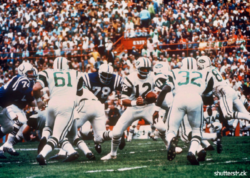 Incredible Moments from Super Bowl History, In Pictures — Super Bowl III