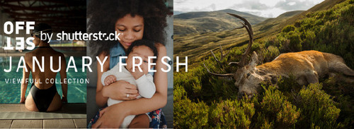 January Fresh: New Content We Love — Offset Collection - January Fresh