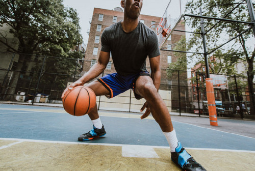 January Fresh: New Content We Love — Basketball Player
