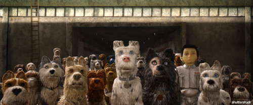 Photos from 9 of This Year's Awards Season Front Runners — Isle of Dogs