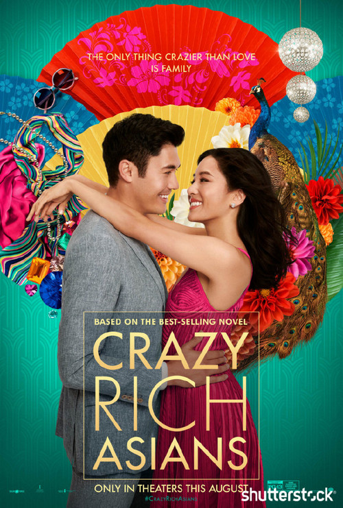 Photos from 9 of This Year's Awards Season Front Runners — Crazy Rich Asians