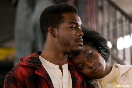 Photos from 9 of This Year's Awards Season Front Runners — Stephan James and KiKi Layne