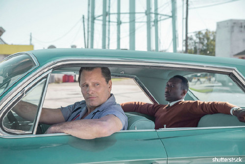 Photos from 9 of This Year's Awards Season Front Runners — Green Book
