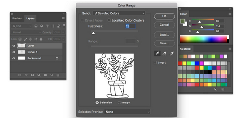 Turn a Sketch into Digital Art with This Complete Guide — Add Color to Lines
