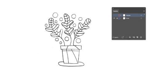 Turn a Sketch into Digital Art with This Complete Guide — Vector