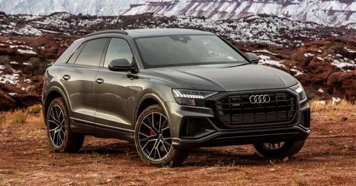 Audi Q8 Promo