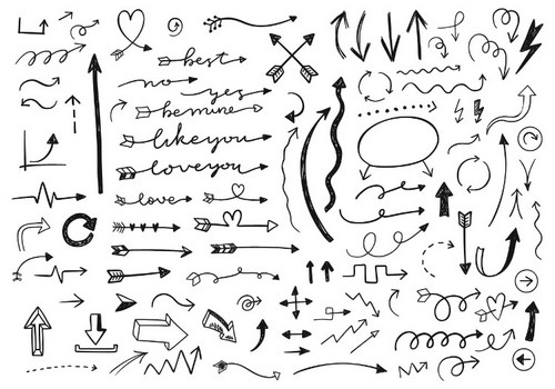 5 Design Trends to Get You Started in the World of Zines – Doodle Icons and Arrows