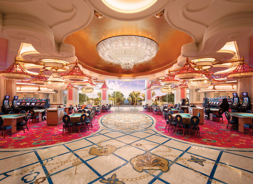 The Baha Mar casino