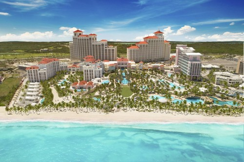 Baha Mar from above