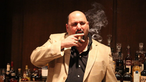 Smoke 'em if you got 'em: Gurkha Cigars CEO Kaizad Hansotia.