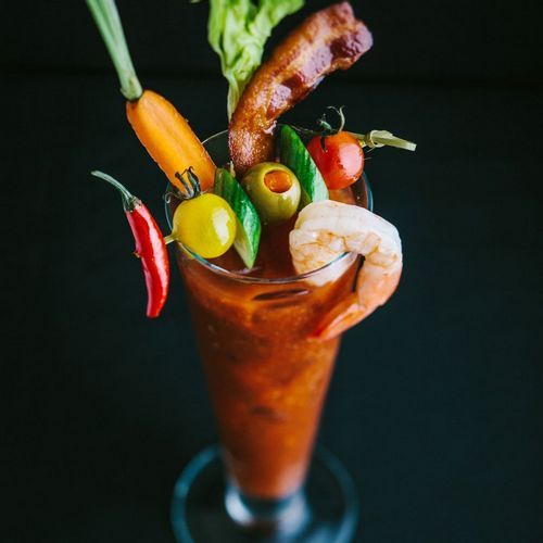 Mandalay Bay - Fleur by Hubert Keller - Bloody Mary_credit MGM Resorts International