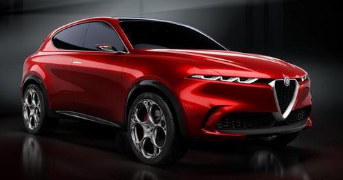 Alfa Romeo Tonale Concept Promo
