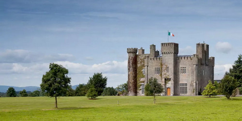Lisheen Castle, restored after being razed a century ago (Photo: AirBnB)