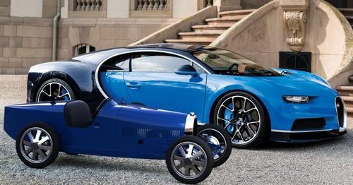 Bugatti Baby II Promo